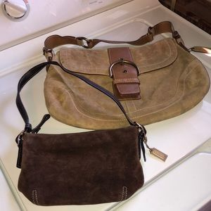 Two Coach Bags with issues